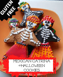gluten free halloween cookies mexican catrinas recipe home