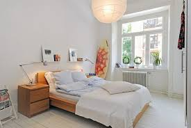 Lovely Small Apartment Bedroom Ideas Also Home Interior Design - Small apartment bedroom design