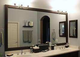 collection in diy bathroom mirror frame ideas with diy bathroom