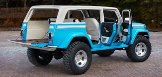 jeep wagoneer concept crazy cool jeep cherokee chief concept jeepfan com