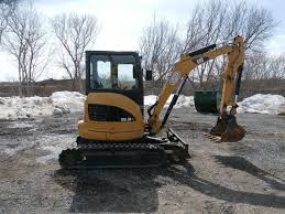 2011 cat 303 5d cr mini excavator construction equipment for