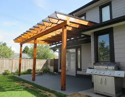 Waterproof Pergola Covers by Pergola Design Ideas Pergola With Cover Simple And Brownie Stained