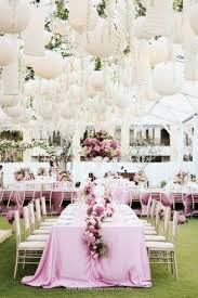 wedding decoration pink garden wedding decoration white paper lantern