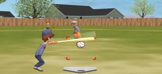 Backyard Sluggers Backyard Sports Baseball