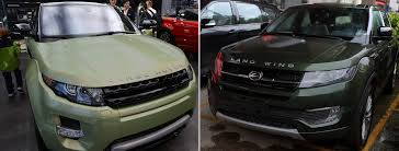 land wind x7 chinese clone cars raise the ire of western automakers nbc news