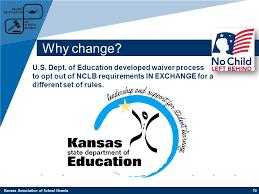 about us kansas association of kansas association of boards esea flexibility waiver kasb
