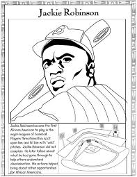 coloring pages black history month cecilymae