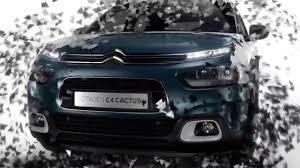 new citroen new citroen c4 cactus morphing youtube