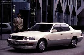 toyota celsior 1999 lexus ls specs 1990 1991 1992 1993 1994 1995 autoevolution