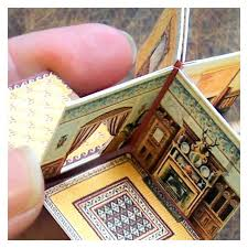 how to make a folding dolls u0027 house doll houses miniatures and