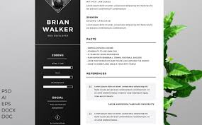 Business Card Resume 12 Free Business Cards Resumes Corporate Identity Packages