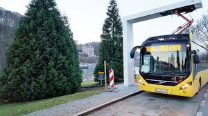 volvo transport abb to charge the largest single network of 101 electric buses in