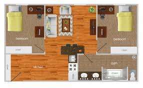 university towers apartments floor plan ann arbor housing