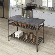 100 marble top kitchen island cart red oak wood sage green