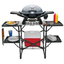 Coleman Camp Kitchen With Sink by Folding Tables Camping World