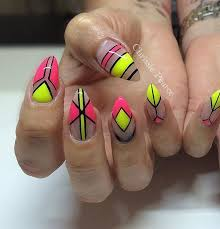 best 25 abstract nail art ideas only on pinterest nail