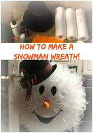 25 snowman wreath ideas snowman crafts diy