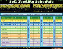 Light Cycle For Weed Understanding Fox Farm Feeding Schedule Plan A Successful