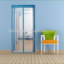 Magnetic Curtains For Doors Door U0026 Window Screens Type And Nylon Screen Netting Material High