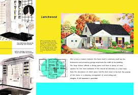Traditional House Plans With Porches by 1940s And 50s House Plans Larchwood House Pinterest House