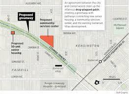 Philadelphia Neighborhood Map Philly And Conrail To Clean Up U0027heroin Hellscape U0027