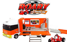 u0027s tv magazine competitions prize draw roary racing car