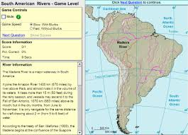 North And South America Map Quiz by South America Map Of South America Southwind Adventures Map Of