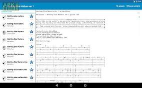 guitar tabs apk achording guitar tabs chords for android free at apk