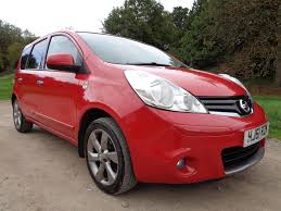 used nissan note cars for sale in worcester worcestershire