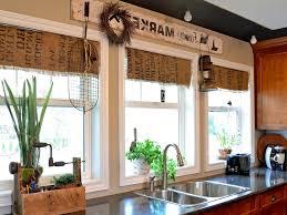 Curtain Kitchen Furniture Kitchen Design With Brown Wood Kitchen Cabinet And