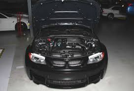 bmw 1m black the anti bimmer bmw this 1m coupe s makeover stole the los