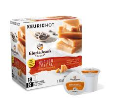 k cup gift basket gloria jean s butter toffee keurig single serve k cup pods medium