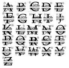 last name monogram 22 wide large weatherproof monogram house sign monogrammed