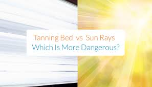 Do You Get Vitamin D From Tanning Bed Tanning Bed Vs Sun Which Is More Dangerous