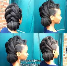 Natrual Hairstyles 2697 Best Natural Hair Styles Images On Pinterest Hairstyles