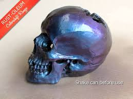 color shift painted skull youtube