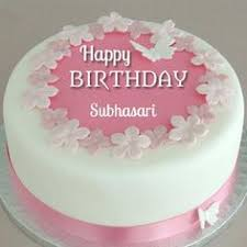 write your name on flower birthday cake picture online birthday