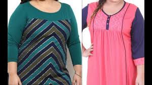kurti pattern for fat ladies simple office wear plus size kurti designs plus size kurta kurti for