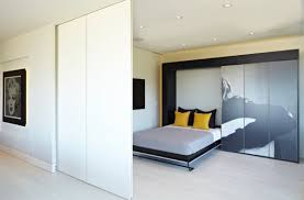 designs ideas rustic modern bedroom with murphy bed and solid