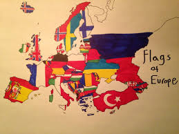 Europe Flags Europe Flag Map By Robo Diglet On Deviantart