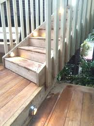 outdoor stairs lighting gallery no limits electrical