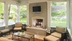 Enclosed Porch Plans Build A Screened Porch To Let The Outside In