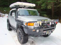 Baja Rack Fj Cruiser Ladder by Corey U0027s 2007 Fj Cruiser Built For Expedtion Overland U0026 Daily