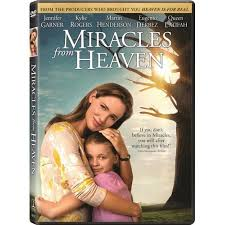 Miracle In Heaven Miracles From Heaven Dvd Walmart