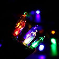 Amazon Com Holiday Wonderland 100 by Amazon Com Brizled Led Christmas Lights 100 Led 33 Ft Mini