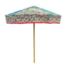 sunbeam jackie designer sun umbrella patio parasol vintage
