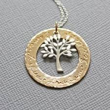 Jewelry With Names Custom Tree Of Life Necklace With Names Gifts For Mother U0027s Day