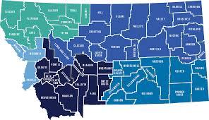 Libby Montana Map by Montana 211