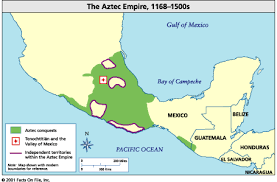 aztec map of mexico was honduras a part of the aztec empire quora