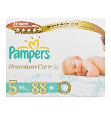 huggies gold specials pampers premium mega pack junior 1 x 88 s lowest prices